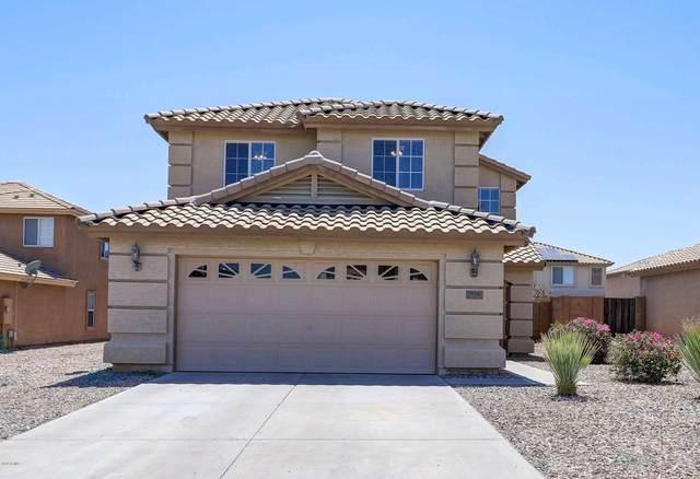 1130 S 225TH Avenue, Buckeye, AZ 85326 (MLS #6084591) :: The Property Partners at eXp Realty