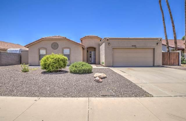 6345 W Ironwood Drive, Glendale, AZ 85302 (MLS #6084596) :: Klaus Team Real Estate Solutions