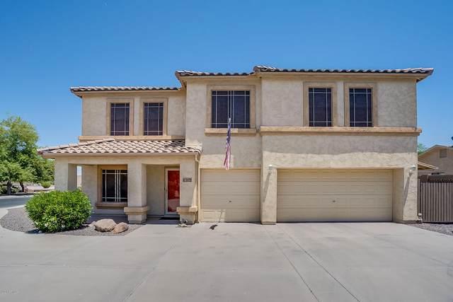 919 W Elizabeth Way, Coolidge, AZ 85128 (MLS #6084610) :: My Home Group