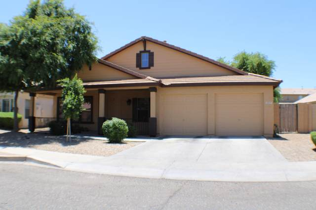 8529 W Hughes Drive, Tolleson, AZ 85353 (MLS #6084614) :: The W Group