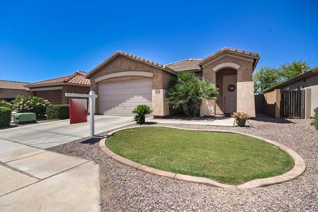 3110 W Dancer Lane, Queen Creek, AZ 85142 (MLS #6084625) :: My Home Group