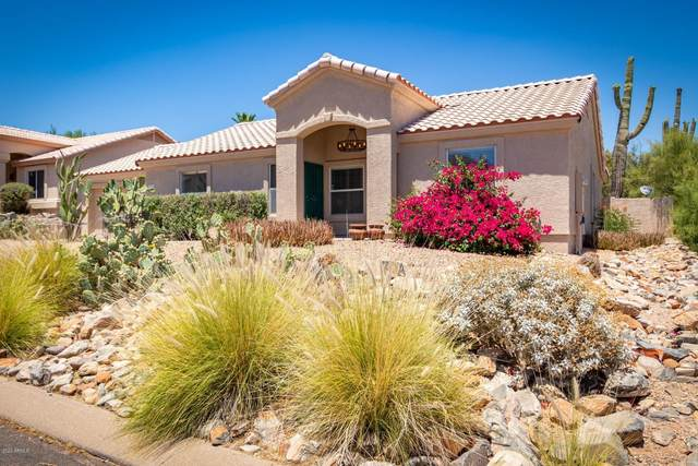 15726 E Chicory Drive, Fountain Hills, AZ 85268 (MLS #6084629) :: Openshaw Real Estate Group in partnership with The Jesse Herfel Real Estate Group