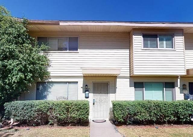 2527 W Rose Lane A-11, Phoenix, AZ 85017 (MLS #6084652) :: Lux Home Group at  Keller Williams Realty Phoenix