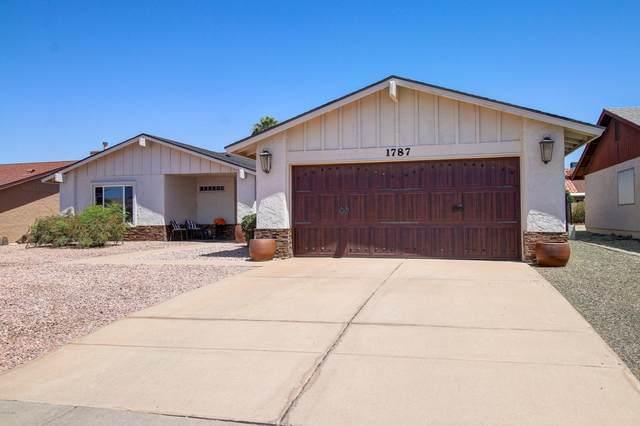 1787 Leisure World, Mesa, AZ 85206 (MLS #6084660) :: Lux Home Group at  Keller Williams Realty Phoenix