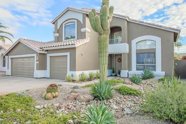 13693 N 93RD Way, Scottsdale, AZ 85260 (MLS #6084665) :: The Laughton Team