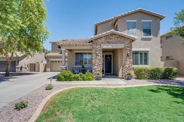 21444 E Bonanza Way, Queen Creek, AZ 85142 (MLS #6084670) :: Devor Real Estate Associates
