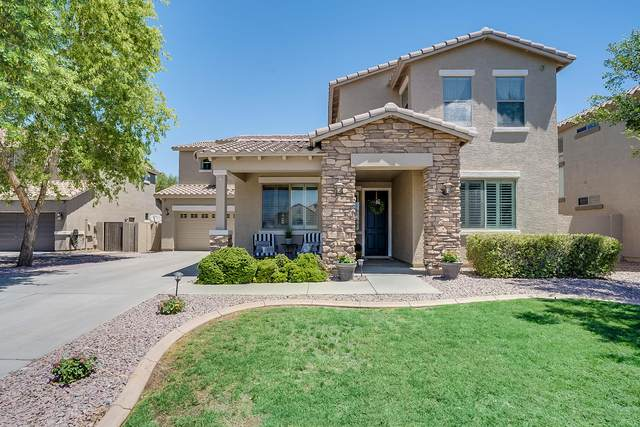21444 E Bonanza Way, Queen Creek, AZ 85142 (MLS #6084670) :: My Home Group