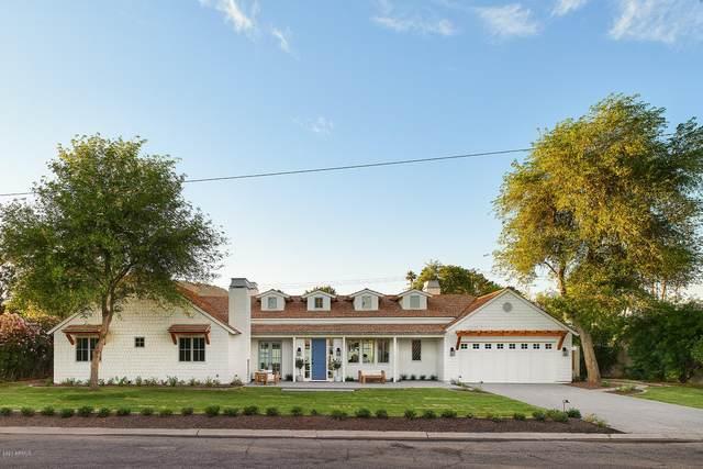 6122 E Calle Tuberia, Scottsdale, AZ 85251 (MLS #6084672) :: The Laughton Team