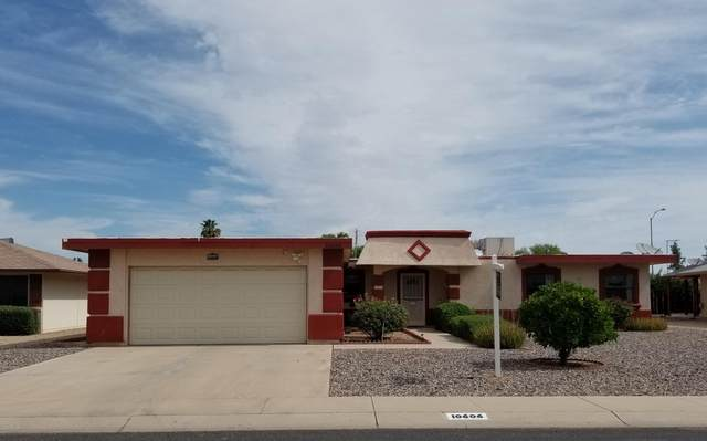10606 W Garnette Drive, Sun City, AZ 85373 (MLS #6084677) :: My Home Group