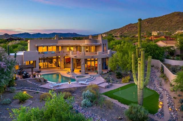 7667 E Mary Sharon Drive, Scottsdale, AZ 85266 (MLS #6084682) :: The Daniel Montez Real Estate Group
