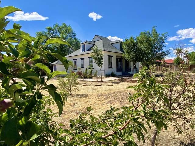 370 S 3RD W Street W, Snowflake, AZ 85937 (MLS #6084690) :: Lux Home Group at  Keller Williams Realty Phoenix