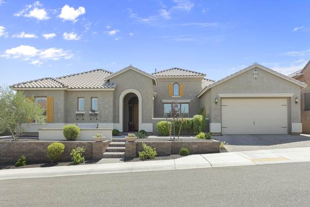 27593 N Silverado Ranch Road, Peoria, AZ 85383 (MLS #6084695) :: Homehelper Consultants