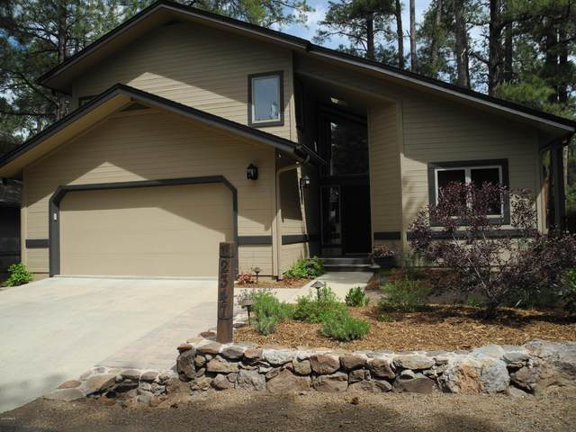 2347 E Platt Cline, Flagstaff, AZ 86005 (MLS #6084699) :: My Home Group