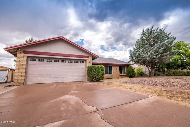 3324 Village Drive, Sierra Vista, AZ 85635 (MLS #6084717) :: Service First Realty