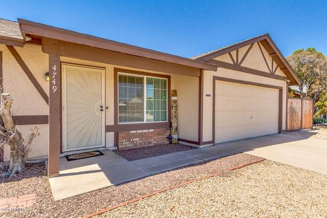 4749 W Bluefield Avenue, Glendale, AZ 85308 (MLS #6084721) :: Klaus Team Real Estate Solutions