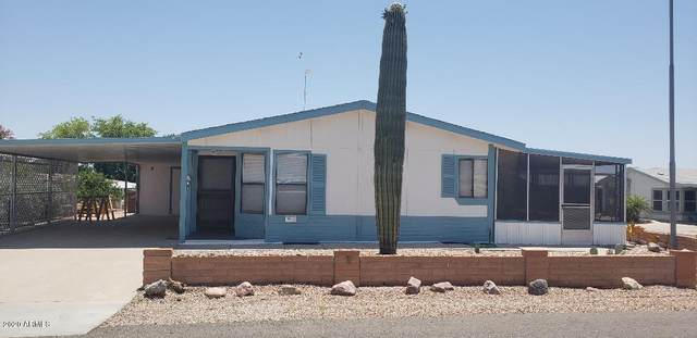 801 E Lancaster Circle, Florence, AZ 85132 (MLS #6084728) :: The Everest Team at eXp Realty