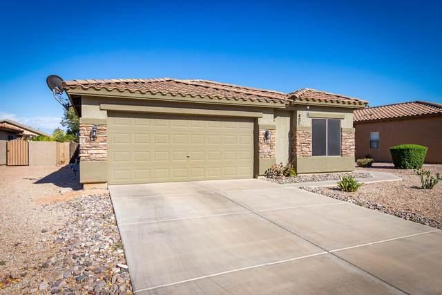 22399 N Bishop Drive, Maricopa, AZ 85138 (MLS #6084732) :: The W Group