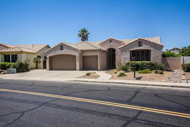 1766 W Hawk Way -, Chandler, AZ 85286 (MLS #6084733) :: Riddle Realty Group - Keller Williams Arizona Realty