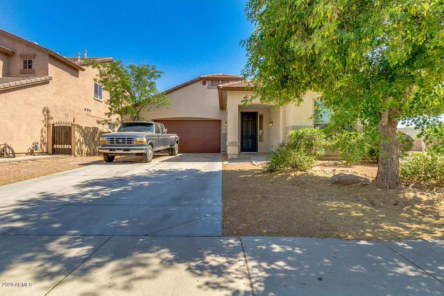 483 E Harvest Road, San Tan Valley, AZ 85140 (MLS #6084746) :: The Property Partners at eXp Realty