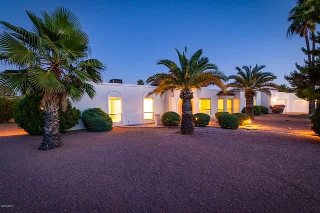 13803 N 82ND Street, Scottsdale, AZ 85260 (MLS #6084748) :: The Laughton Team