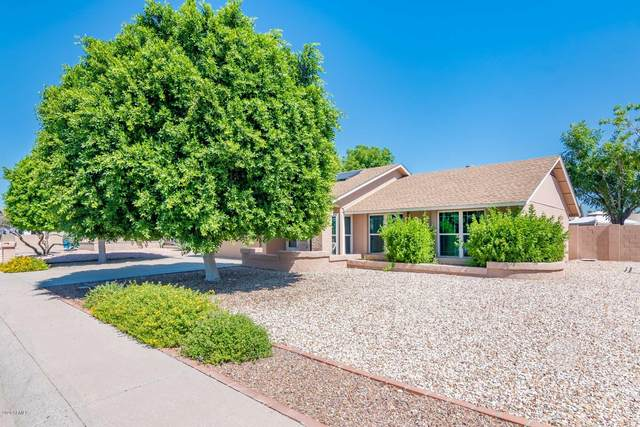 3844 W Bluefield Avenue, Glendale, AZ 85308 (MLS #6084763) :: The Laughton Team