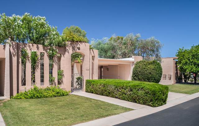 7226 N Via De La Montana, Scottsdale, AZ 85258 (MLS #6084769) :: Lucido Agency