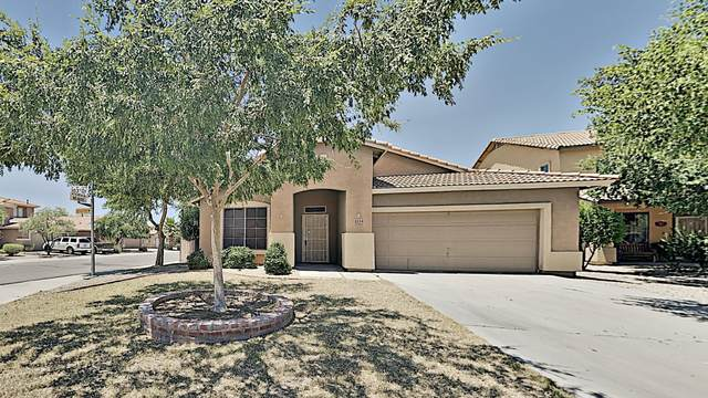3214 S 103RD Drive, Tolleson, AZ 85353 (MLS #6084771) :: CANAM Realty Group