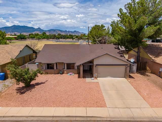 896 Verde Drive, Sierra Vista, AZ 85635 (MLS #6084779) :: Service First Realty