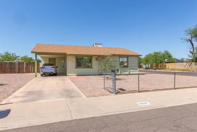 6902 W Verde Lane, Phoenix, AZ 85033 (MLS #6084788) :: The Laughton Team