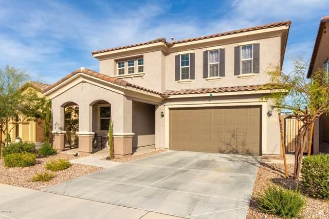 5024 E Hobart Street, Mesa, AZ 85205 (MLS #6084792) :: The Laughton Team