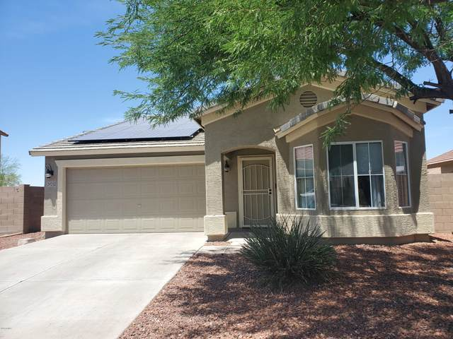 24252 W Tonto Street, Buckeye, AZ 85326 (MLS #6084808) :: Klaus Team Real Estate Solutions
