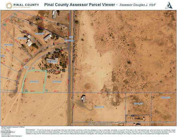 0 N Lakeview Drive, Casa Grande, AZ 85194 (MLS #6084820) :: The Property Partners at eXp Realty