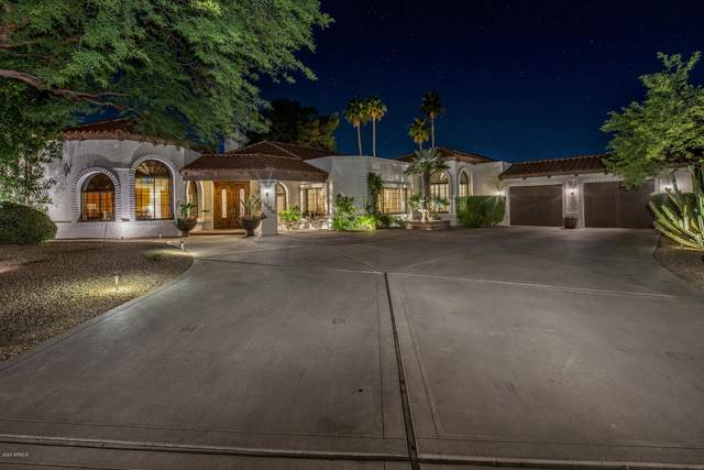 8205 E Adobe Drive, Scottsdale, AZ 85255 (MLS #6084825) :: Openshaw Real Estate Group in partnership with The Jesse Herfel Real Estate Group
