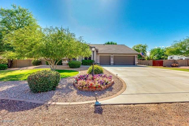 8120 N 178TH Avenue, Waddell, AZ 85355 (MLS #6084837) :: Openshaw Real Estate Group in partnership with The Jesse Herfel Real Estate Group