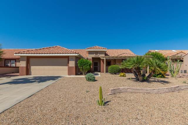 12917 W Meeker Boulevard, Sun City West, AZ 85375 (MLS #6084893) :: My Home Group
