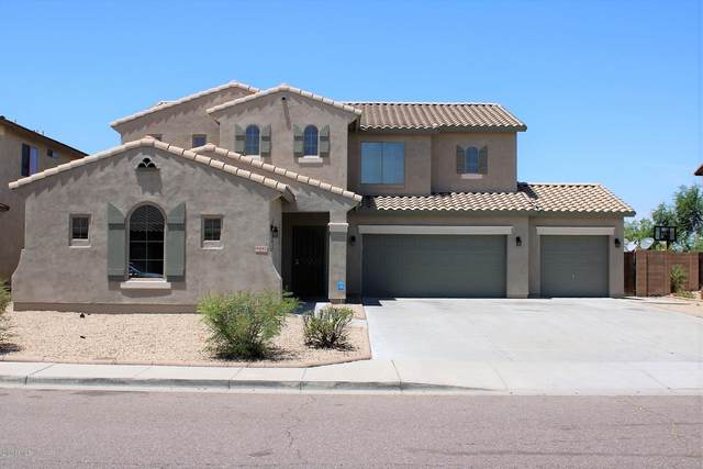 8042 S 54TH Lane, Laveen, AZ 85339 (MLS #6084896) :: The W Group