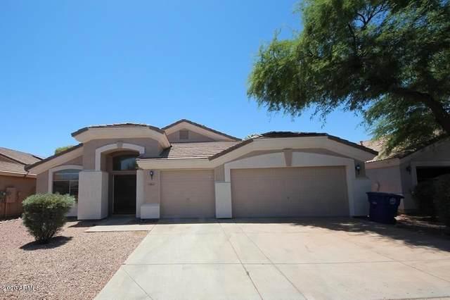 12821 W Corrine Drive, El Mirage, AZ 85335 (MLS #6084902) :: Yost Realty Group at RE/MAX Casa Grande