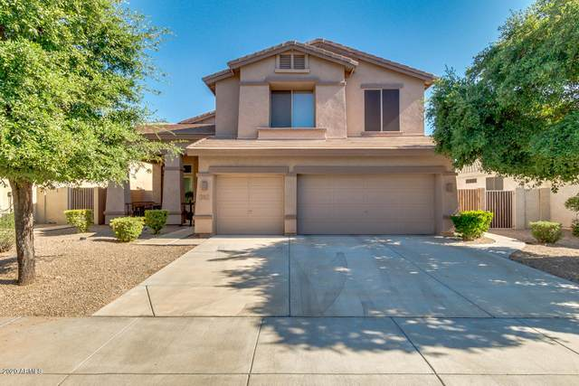875 E Sagittarius Pl Place, Chandler, AZ 85249 (MLS #6084910) :: Riddle Realty Group - Keller Williams Arizona Realty