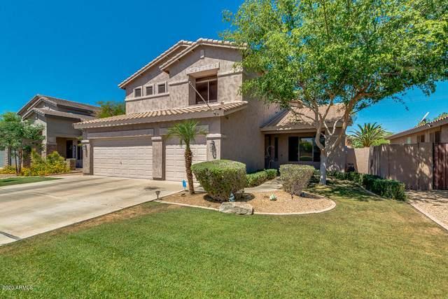 136 N Brett Street, Gilbert, AZ 85234 (MLS #6084922) :: Scott Gaertner Group