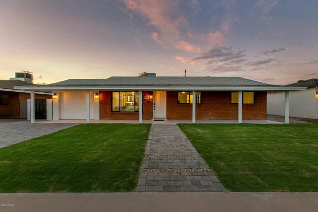 8056 E Clarendon Avenue, Scottsdale, AZ 85251 (MLS #6084929) :: Conway Real Estate