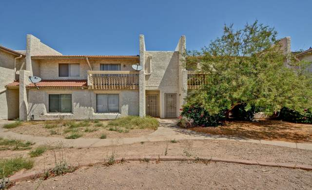 3840 N 43RD Avenue #38, Phoenix, AZ 85031 (MLS #6084940) :: Long Realty West Valley