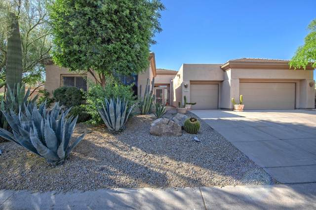 6524 E Amber Sun Drive, Scottsdale, AZ 85266 (MLS #6084945) :: The Laughton Team