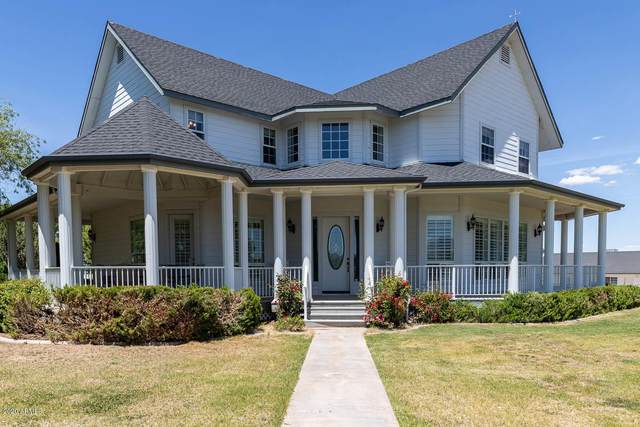 8920 N Long Meadow Drive, Prescott, AZ 86305 (MLS #6084949) :: My Home Group