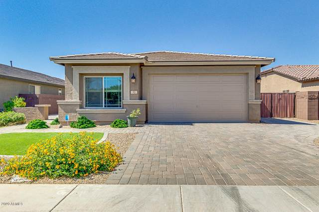 92 W Strawberry Tree Avenue, Queen Creek, AZ 85140 (MLS #6084950) :: Power Realty Group Model Home Center