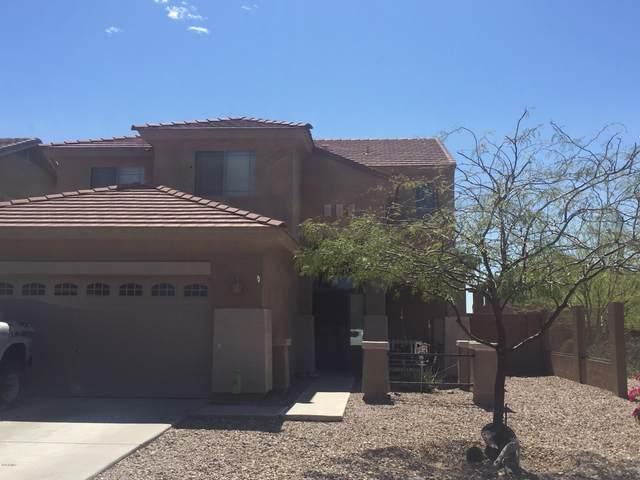 23781 W La Vista Drive, Buckeye, AZ 85396 (MLS #6084980) :: Conway Real Estate