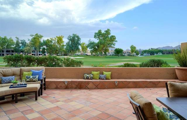7760 E Gainey Ranch Road #8, Scottsdale, AZ 85258 (MLS #6084982) :: The Property Partners at eXp Realty