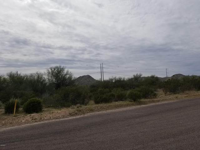 95XX N Deer Trail, Maricopa, AZ 85139 (MLS #6084989) :: Conway Real Estate