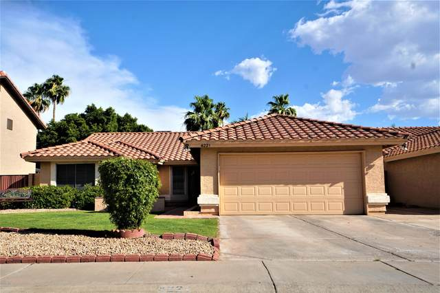 4221 E Tanglewood Drive, Phoenix, AZ 85048 (MLS #6084992) :: The Property Partners at eXp Realty