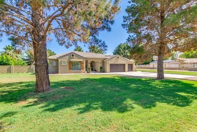 12436 E Via De Palmas, Chandler, AZ 85249 (MLS #6084998) :: Yost Realty Group at RE/MAX Casa Grande
