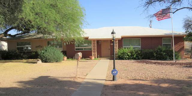 767 W Roosevelt Avenue, Coolidge, AZ 85128 (MLS #6085015) :: The Bill and Cindy Flowers Team